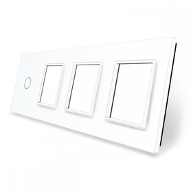 panel szklany 1+G+G+G