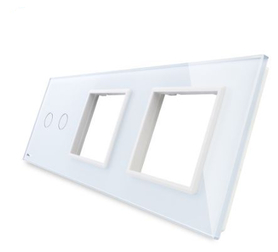 Panel szklany 2+G+G