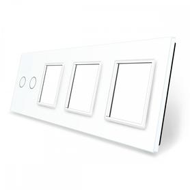panel szklany 2+G+G+G