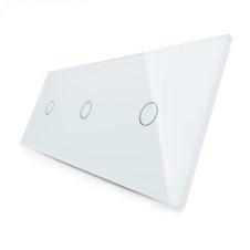 Panel szklany 1+1+1