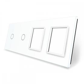 Panel szklany 1+1+G+G
