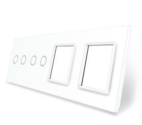 Panel szklany 2+2+G+G