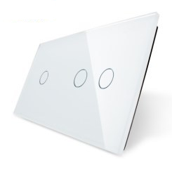 Panel szklany 1 + 2
