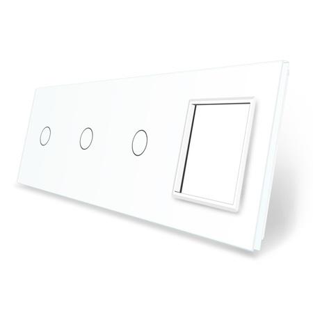 Panel szklany 1+1+1+G biały WELAIK (1)