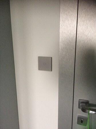 Pojedynczy panel kolor szary P1-15 WELAIK ® (2)