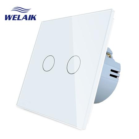 Roletowy/żaluzjowy przełącznik WELAIK zestaw (1)